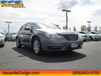 Check out this 2013 Chrysler 200 Touring. It has an