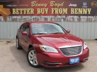 (512) 948-3430 ext.1338 This 2013 200 is priced in