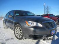 The 2013 Chrysler 200 is available in Touring trim
