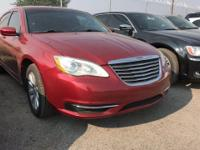 Options:  2013 Chrysler 200 Touring|Don't Bother