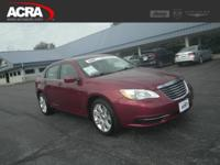 Used 2013 Chrysler 200, stk # 181456, key features