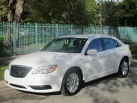 Options:  2013 Chrysler 200 Touring|Come And Visit Us