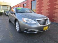 Snag a score on this 2013 Chrysler 200 Touring before