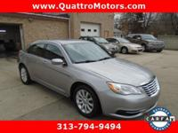 Check out this 2013 Chrysler 200 Touring. Its Automatic