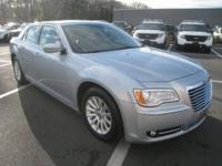 CARFAX 1-Owner. 300 trim, Glacier Blue Pearl exterior
