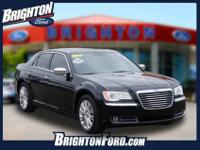 2013 CHRYSLER 300 C, four DOOR SEDAN AWD, 5.7L, eight