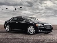 Take command of the road in the 2013 Chrysler 300! A
