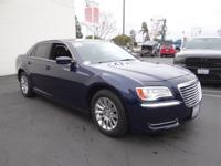 Options:  2013 Chrysler 300 4Dr Sdn Rwd|Jazz Blue/|V6