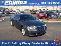 Options:  2013 Chrysler 300 4Dr Sdn Rwd|Charcoal|Don't