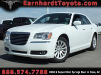 We are happy to offer you this 2013 Chrysler 300 which