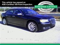 Chrysler 300 This vehicle is affordable luxury! Come
