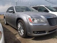 Options:  2013 Chrysler 300C Base  1St And 2Nd Row