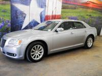 Purchase this bright silver 2013 Chrysler 300 C Edition