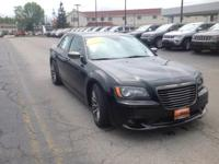 Discerning drivers will appreciate the 2013 Chrysler