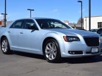 This 2013 Chrysler 300S comes with Navigation, Black