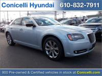CarFax 1-Owner, LOW MILES, This 2013 Chrysler 300 300S