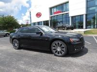 Phantom Black 2013 4D Sedan Chrysler 300 S RWD 5-Speed