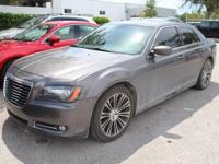 **LOCAL TRADE**. 300 S, 4D Sedan, HEMI 5.7L V8 Multi