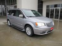 Options:  2013 Chrysler Town & Country Limited|Fuel