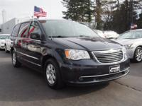 How great is this terrific-looking 2013 Chrysler Town &