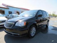 Our impressive 2013 Town and Country Touring L shown in