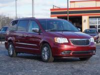 2013 Chrysler Town & Country CARFAX One-Owner. Clean