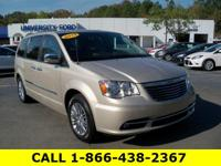 Carfax One-Owner 2013 Chrysler Town & Country Touring-L