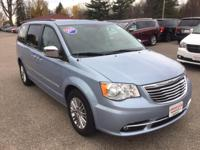 Options:  2013 Chrysler Town & Country Touring-L|Local