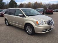 Options:  2013 Chrysler Town & Country Touring-L|One