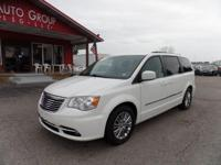 Options:  2013 Chrysler Town & Country Our 2013 Town