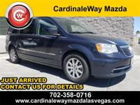 Recent Arrival! 2013 Chrysler Town & Country Touring