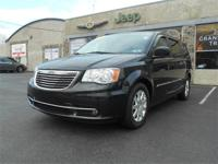 Outstanding design defines the 2013 Chrysler Town