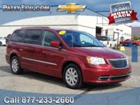 2013 TOWN & COUNTRY TOURING **Rear Back-Up