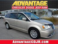 This Cashmere 2013 Chrysler Town and Country is a ONE