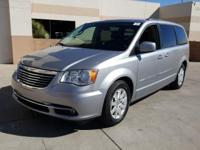 2013 Chrysler Town & Country Touring Billet Silver