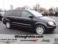 Options:  2013 Chrysler Town & Country Touring|This Is
