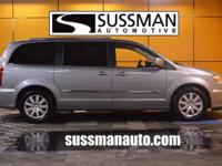 Check out this gently-used 2013 Chrysler Town & Country