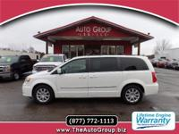 Options:  2013 Chrysler Town & Country Our Chrysler