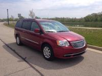 Options:  2013 Chrysler Town & Country
