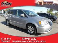 CARFAX 1-Owner, LOW MILES - 55,425! EPA 25 MPG Hwy/17