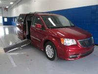 2013 Chrysler Community and Country Touring mini van