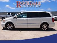 This 2013 Chrysler Town & Country Touring comes