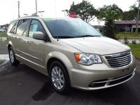 Exterior Color: beige, Body: Mini-van, Passenger,