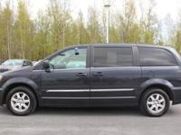 Exterior Color: black, Body: Mini-Van, Fuel: Flex Fuel,