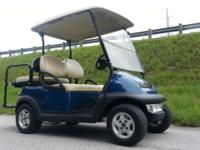 2013 Club Car Precedent 4 Seater Golf Cart Barely 2