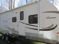 2013 Coachmen Catalina Travel Trailer Santana Series