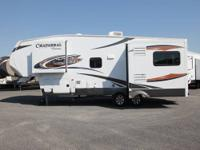 2013 CHAPARRAL, 280RLS-Chaparral Lite Fifth Wheels are