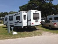 This Coachmen 38 foot Freedom Express Liberty Edition