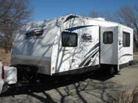 2013 Coachmen Freedom Express 301BLDS Travel Trailer.