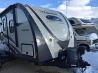 2013 Coachmen Freedom Express 312BHDS Travel Trailer.